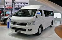 福田蒙派克S 2.4L手动豪华型新干线汽油长轴报价13.50-15.50万