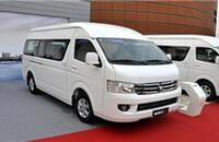 福田蒙派克S 2.8L手动经典型财富快车柴油长轴报价13.38-15.38万