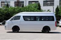 福田蒙派克S 2.8L手动豪华型新干线柴油长轴报价14.70-16.70万