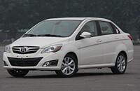 北京汽车E系列三厢1.3L手动舒适型乐活版油耗