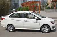 北京汽车E系列三厢1.5L自动时尚型选装乐享版油耗