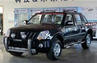 福田萨普V 2.8L手动柴油VE泵报价6.98-7.66万