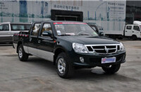 福田萨普V 2.8L手动柴油共轨报价7.34-8.38万