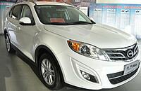 广汽传祺GA5 1.8T自动豪华版车型