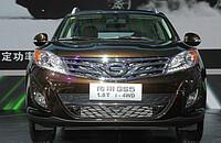 广汽传祺GS5 2.0L手动舒适版车型