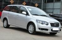 威麟V5 1.9TDDI—6MT豪华型车型