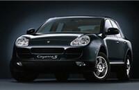 保时捷Cayenne Turbo报价90.20-211.90万