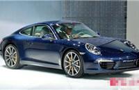 保时捷911 50 Years Edition报价193.20万