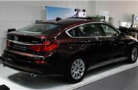 宝马5系GT 535i豪华型报价96.80万
