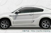 宝马X6 xDrive50i豪华型车型