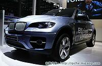 宝马X6 ActiveHybrid X6车型