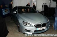 宝马M6 Gran Coupe车型