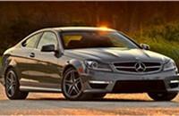 奔驰C级AMG C63 AMG Coupe高性能报价138.80万