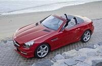 奔驰SLK级AMG SLK 55 AMG报价129.9万