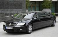 大众辉腾W12 4座加长Individual版报价202.00-278.00万