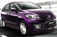 马自达Mazda5 2.0L手动舒适型报价16.48万