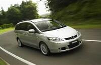 马自达Mazda5 2.0L自动舒适型报价16.98-17.68万