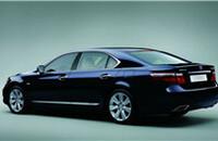 雷克萨斯LS 460L尊贵加长全驱版报价164-180万