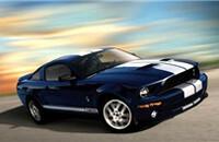 福特野马5.4L手动SHELBY GT500硬顶报价118-119万