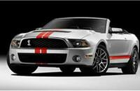 福特野马Shelby V8 5.4L手动普通版报价119-120万