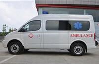 大通MAXUS V80改装车转运型救护车2.5T手动长轴9座2报价