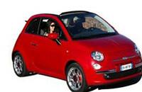 菲亚特500 C 1.4L自动Lounge Cabrio尊享敞篷版报价24.16-26.18万
