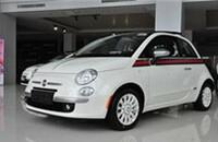 菲亚特500 1.4L自动GUCCI版报价17.74-26.88万