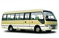 丰田柯斯达2.7 L手动高级版汽油23座报价35.50-36.50万