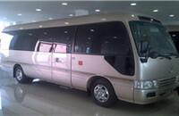 丰田考斯特柴油型30座(中东版标配)报价88.00-100万