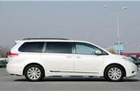 丰田Sienna 3.5L自动限量版四驱报价64.50-75.00万