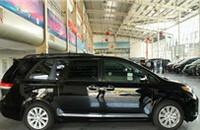 丰田Sienna 3.5L自动限量版两驱报价60.00-72.80万