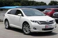 丰田威飒2.7L自动豪华版四驱报价34.66-34.86万