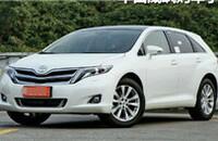 丰田威飒2.7L自动至尊版两驱报价38.18-38.68万