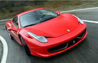 法拉利458 Italia中国限量版报价520-558.8万