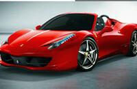 法拉利458 Italia 4.5L标准型报价354-388万