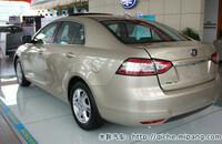奔腾B90 2.0L自动舒适型车型