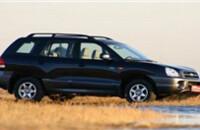 华泰圣达菲2.0T手动飓风版四驱柴油报价11.07-11.67万
