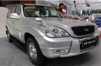 华泰特拉卡T9 2.4L汽油手动四驱豪华版报价11.27-11.77万