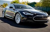TESLA Model S报价