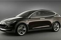 TESLA Model X报价