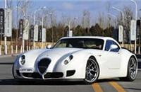 威兹曼GT MF4 4.4T报价295万