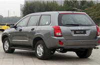 威麟X5 2.0T MT四驱舒适型报价12.38-13.18万