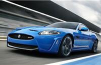 捷豹XKR-S 5.0L手自一体V8机械增压硬顶跑车报价251-252万