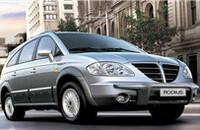 双龙路帝SV320 RH超豪华型报价33.48-33.98万