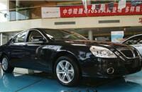 中华尊驰2.0L手动舒适版报价10.78-10.88万