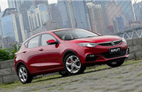 长安轿车致尚XT 1.5T自动劲酷型报价11.79-11.99万