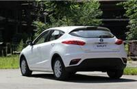 长安轿车致尚XT 1.6L手动尚酷型报价7.68-7.79万