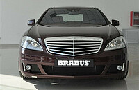BRABUS巴博斯S级40S HYBRID图片