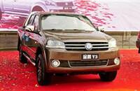 恒天汽车途腾T3 2.2L手动两驱国IV商务版报价6.98万