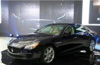 玛莎拉蒂Quattroporte 3.8T标准型报价214-267万